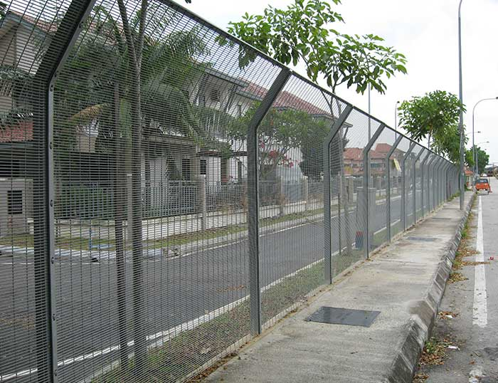 Anti Security Fence Ultimate Security Fencing High