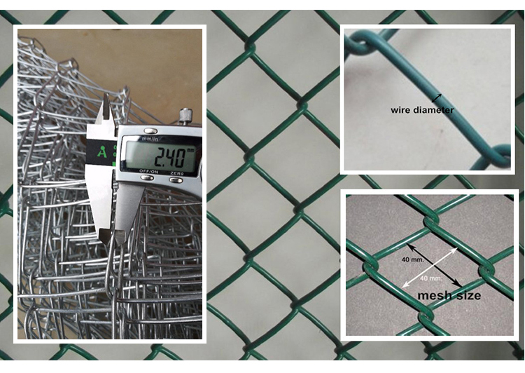 Chain Link Roll