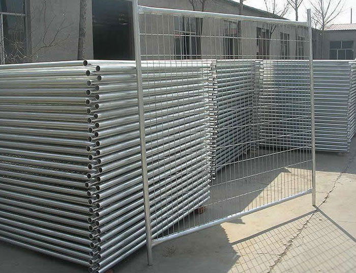 Australia Temporary Fence Chainlink Fence Panel