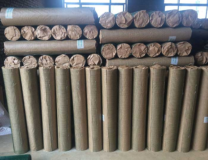Welded Wire Mesh Hot Dipped Welded Wire Mesh Supplier China
