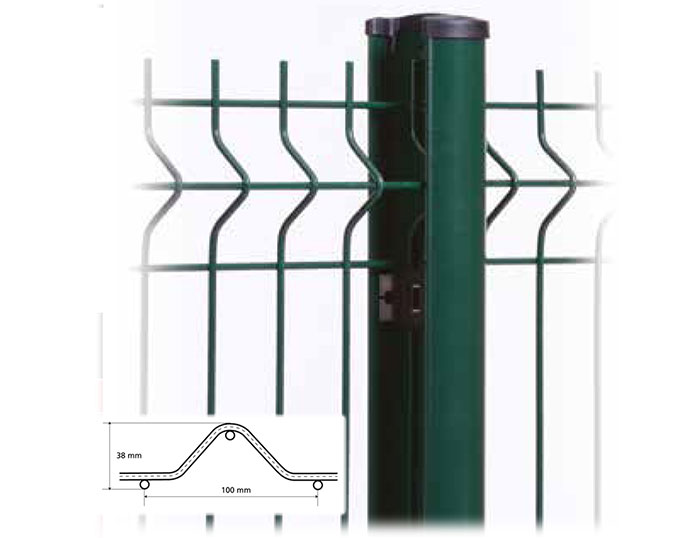 About wire mesh fence common quality problems