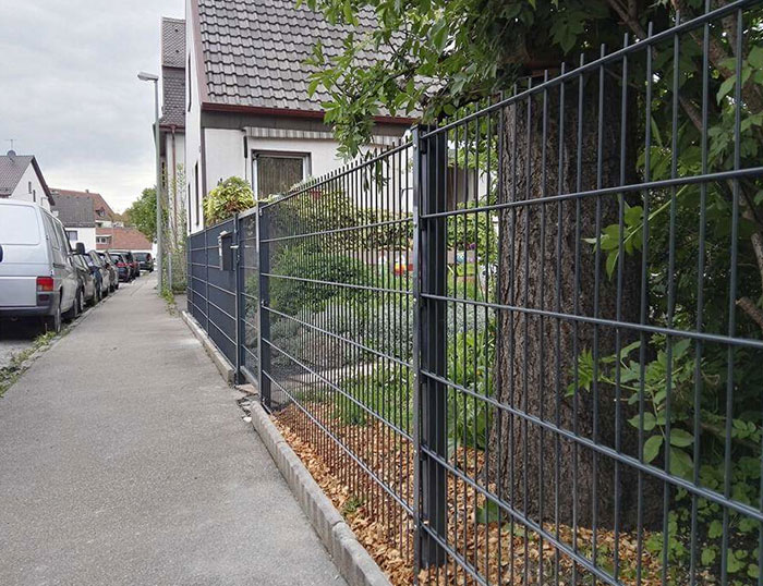 Do you know the use of double wire fence?
