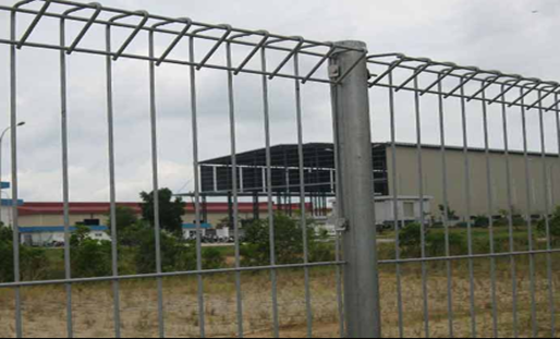 Folding Process Of Top Roll Fence