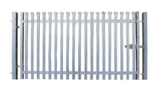 There Must Be Some Skill In The Installation Of Expanded Metal Fence