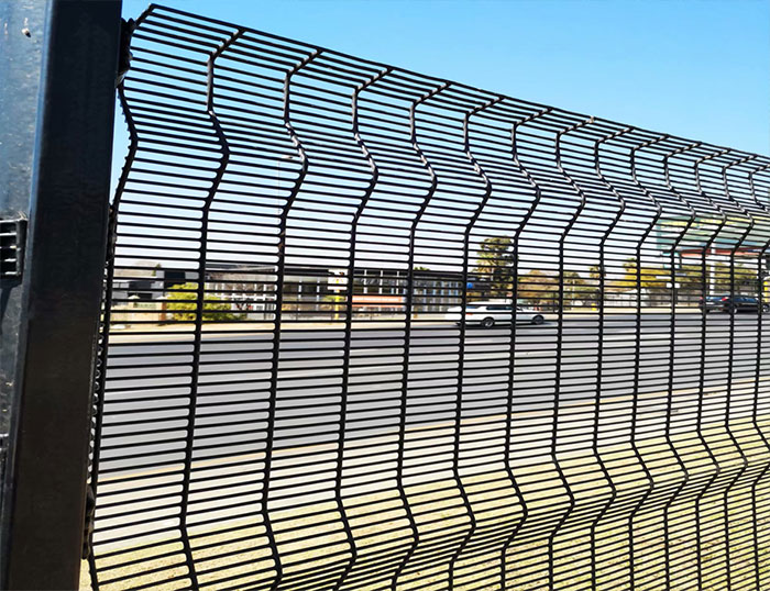Clearvu Fence Anti Climb Fence Factory Supplier