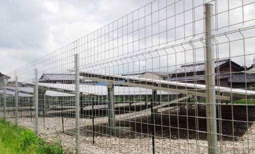 4 Uses of Mesh Fencing