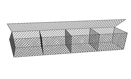 Weave Gabion Box
